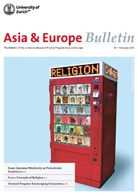 Asia and Europe Bulletin Cover
